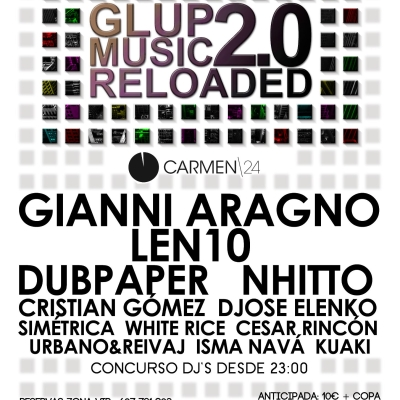 Glup Music Reloaded