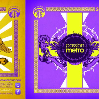 """Passion & Resurrección Metro. """"Semana Santa 2013"""""""