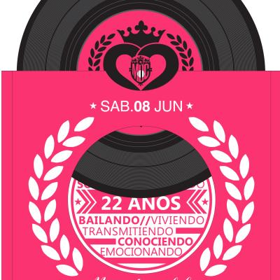 22 Aniversario Metrodanceclub // 08.06.2013