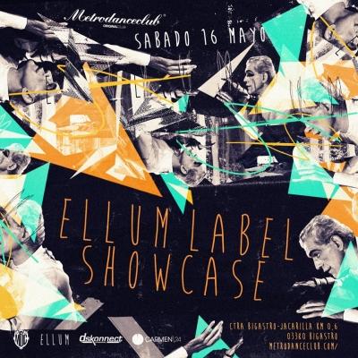 SHOW CASE ELLUM – METRO DANCE CLUB